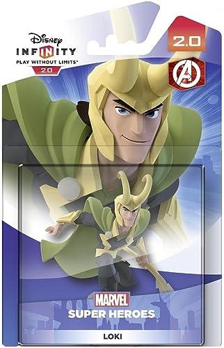 Disney Infinity 2.0 - Figura Loki: Amazon.es: Videojuegos