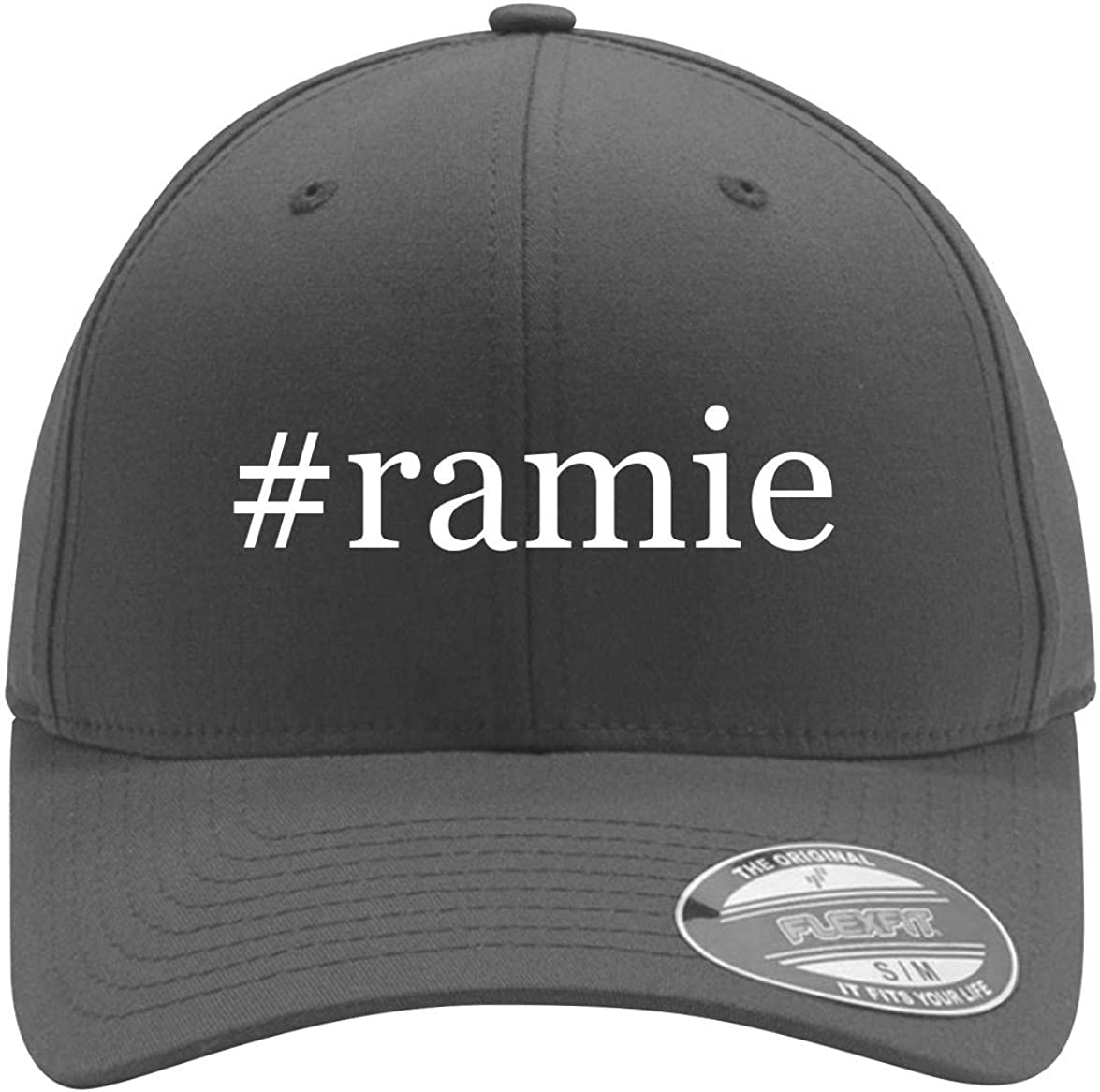 #Ramie - Adult Men'S Hashtag Flexfit Baseball Hat Cap