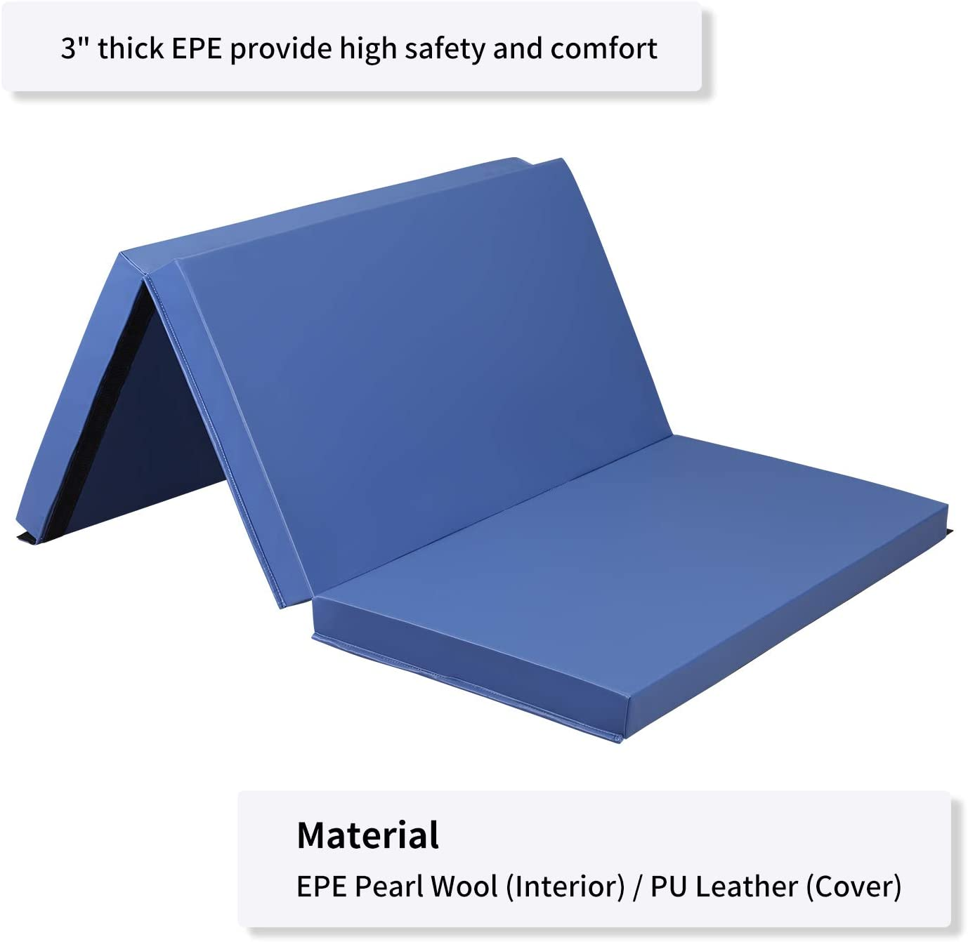 LEISURELIFE Adjustable Height Kip Bar /&4x10 Mat Packages-Fitness Gymnastics Training Horizontal Bar for Kids Boys and Girls