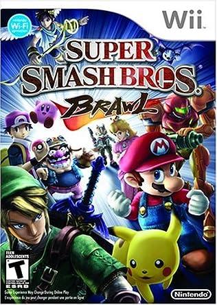 Nintendo Super Smash Bros. Brawl - Juego: Amazon.es: Videojuegos