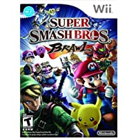 Super Smash Bros Brawl - Wii