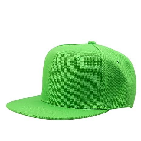 ffe426cba4b Dairyshop Hot Blank Plain Snapback Hats Unisex Men s Hip-Hop Adjustable  B-boy Baseball