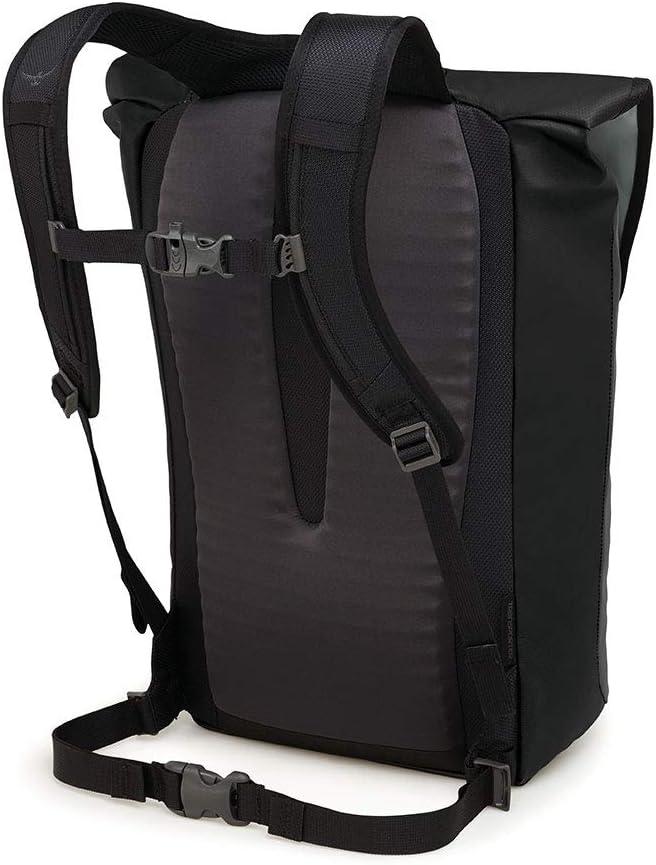 Osprey Transporter Flap Sac de voyage unisexe Black O//S