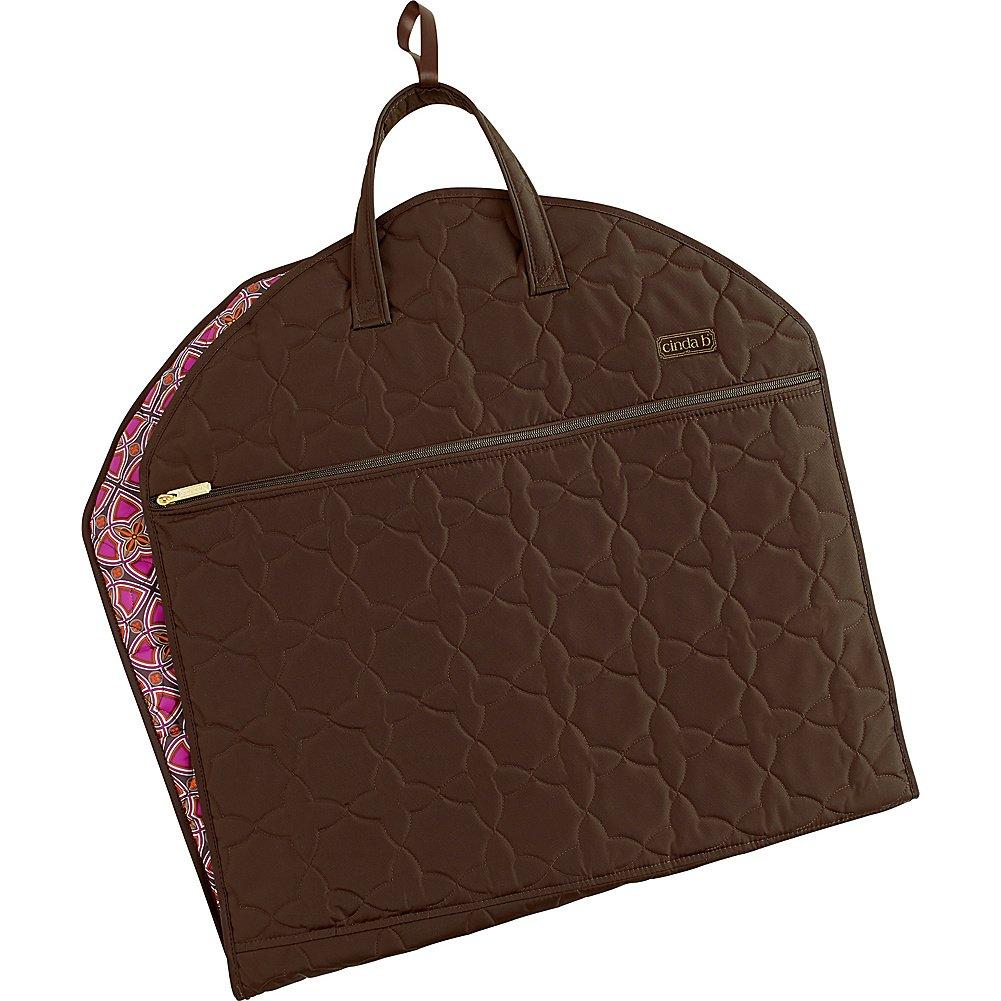 cinda b Slim Garment Bag, Stained Glass, One Size