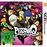 Persona Q - Shadow of the Labyrinth