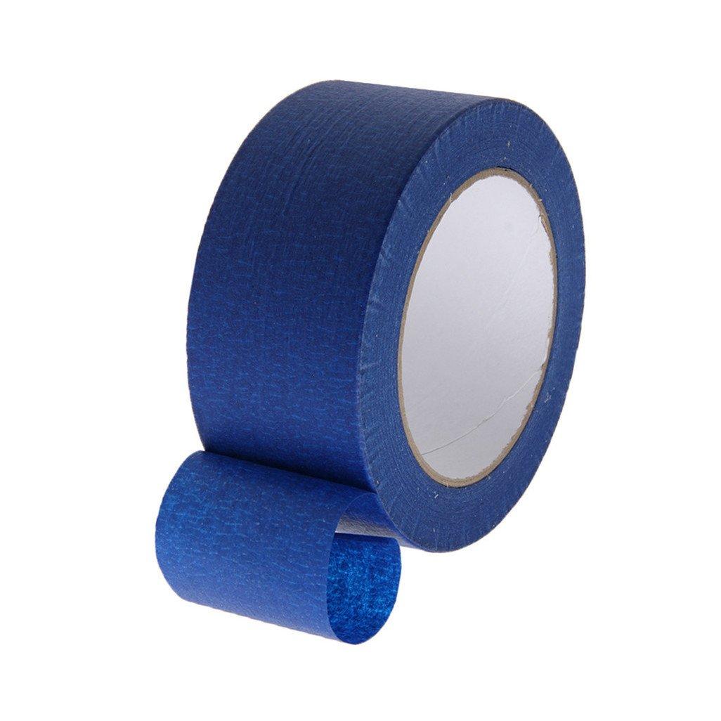 Cinta de carrocero para impresoras 3D, 50 m x 50 mm, color azul ...