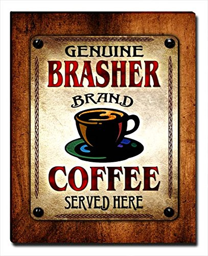 - ZuWEE Brasher Family Coffee Gallery Wrapped Canvas Print