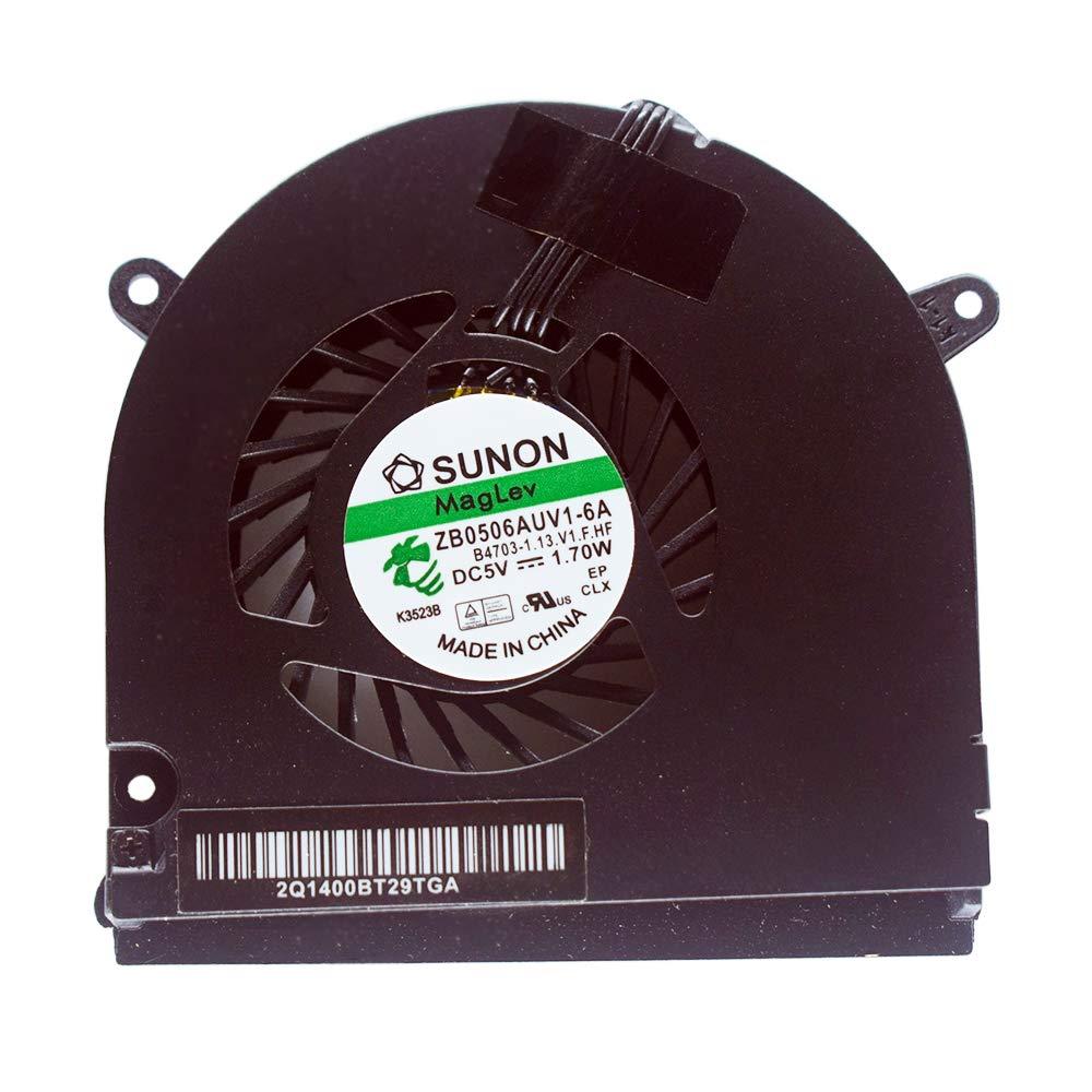 Cooler Para Apple Macbook Pro Unibody 13 A1278 A1280 A1342 Zb0506auv1-6a