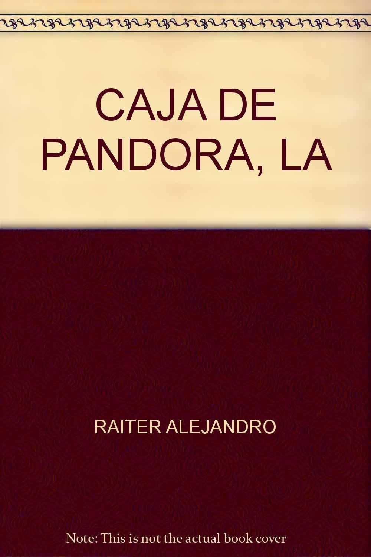 La Caja De Pandora: Amazon.es: Libros