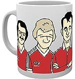 """GB eye """"I Believe In Miracles, Team"""" Mug"""