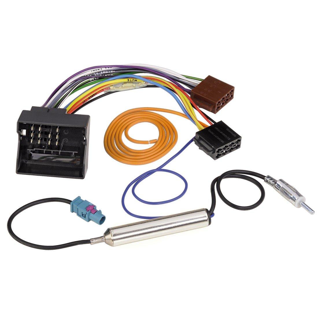 Hama Adaptateur DIN avec alimentation fantôme (Import Allemagne) 00080739 Batterie PC station d' accueil