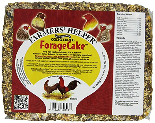 C & S Products Original Forage Cake, 6-Piece