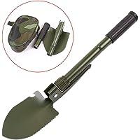 M-BEST Multifunción pala plegable y pickax Duty Survival