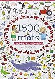 """Afficher """"1500 mots de l'âge de la maternelle"""""""
