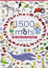 1500 mots de l'âge de la maternelle par Brunelet