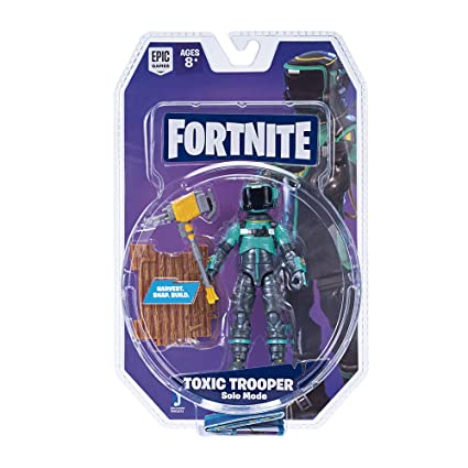 Toy Partner- Figura FORTNITE Toxic Trooper 10 CM, Serie 2 ...