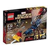 Toy Lego Lego Superheroes Marvel Marvel 's Ant-Man 76039 Building Kit [parallel import goods]