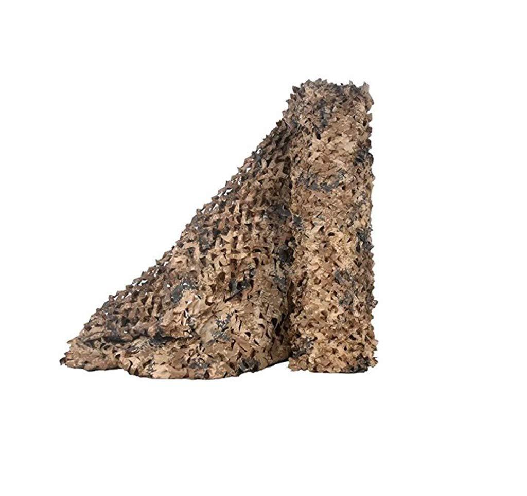 4m6m BÂche,Filet de camouflage Sable De Camouflage Utilisé Pour Cacher La Voiture De Prougeection De Camping En Plein Air Dans Les Bois De Tir De Parasol, Multi-taille Plein air, camping, toit, photographie