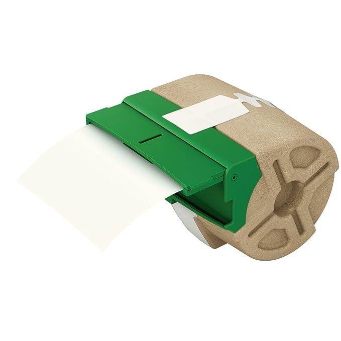 15 opinioni per Leitz, 70190001, Cartuccia di etichette in Cartoncino, Larghezza 91 mm,