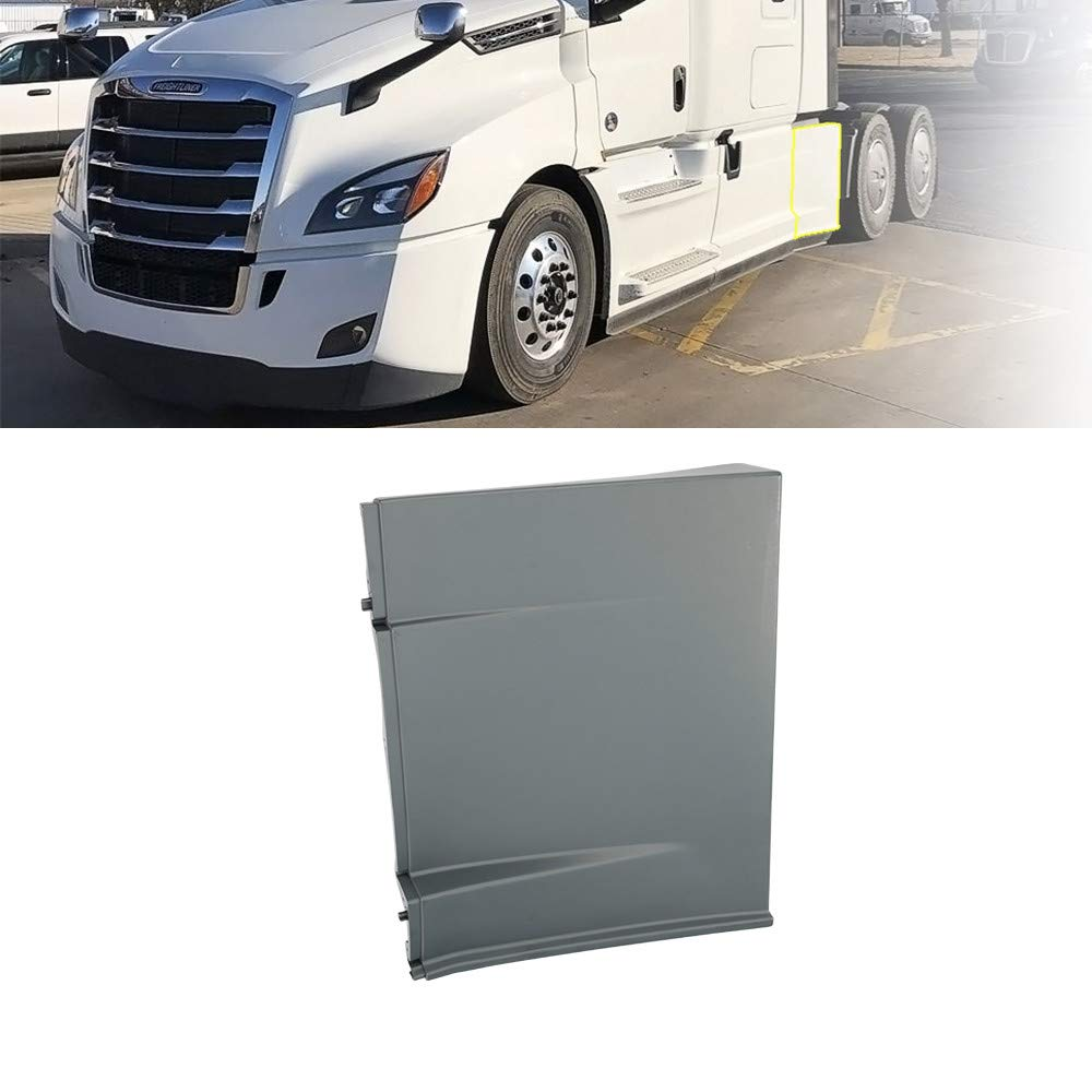 CHEAP Rear Fairing Panel Left Side For Freightliner Cascadia 2018-2019+  Sleeper Cab - Reviews VIDEO - Special Discount Today