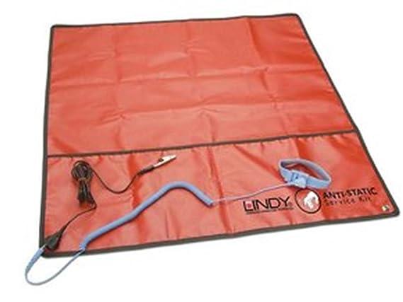 LINDY Anti-Statik Service Kit Matte Armband Erdungskabel