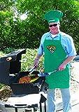 NFL Jacksonville Jaguars Chef Hat and Apron