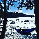 Kamileo Double Camping Hammock, Lightweight Nylon