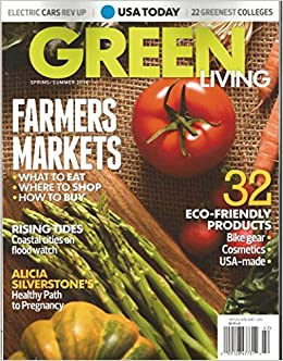 Green Living Magazine (Spring/Summer 2014, USA Today