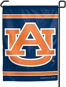 "WinCraft NCAA Auburn University WCR16166012 Garden Flag, 11"" x 15"""