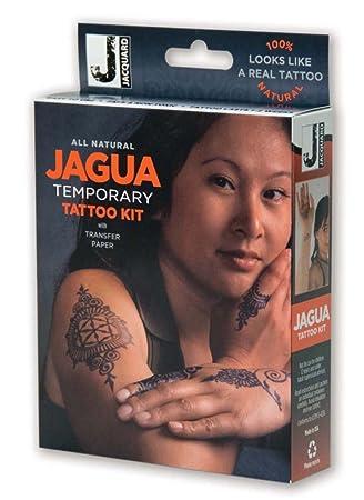 Jacquard Jagua Temporary Tattoo Kit Amazon Co Uk Toys Games