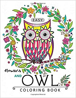 Large Print Coloring Books For Adults