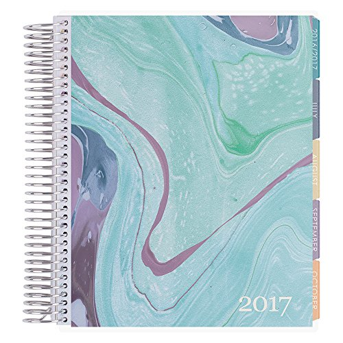 Erin Condren 12 Month 2017 Lifeplanner, Multi Marble - Erin Condren Life Planner Pages