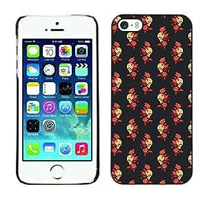 ZECASE Funda Carcasa Tapa Case Cover Para Apple iPhone 5 / 5S No.0002483