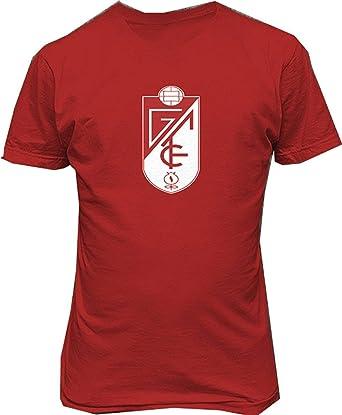 Sdmnsg_T Granada CF España Hombre Verano Algodón Camisetas: Amazon ...