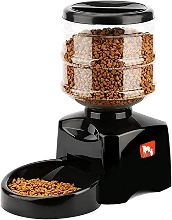 The Best Dog Food Electric Dispenser