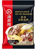 Hai Di Lao Broth Flavor Hot Pot Seasoning, 110g