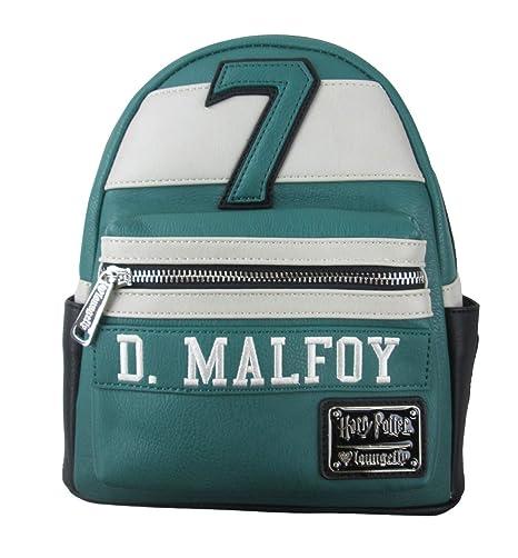 codice promozionale 53221 45c4d Mini Zaino Harry Potter Draco Malfoy Serpeverde Loungefly ...