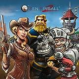 Zen Pinball 2 Originals Season 2 Bundle - PS4 / PS3 / PS Vita [Digital Code]