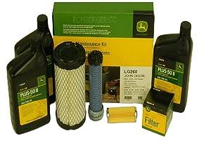 John Deere Original Equipment Filter Kit #LG260