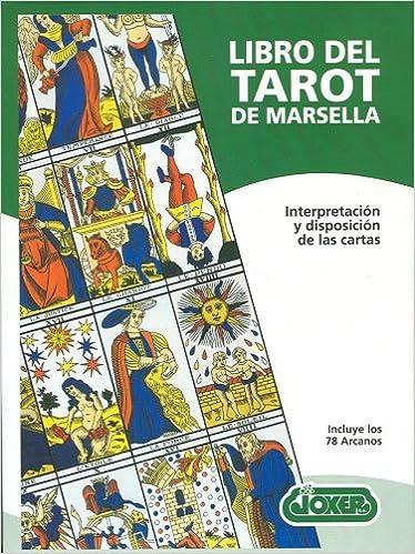 Libro del Tarot de Marsella pack Spanish Edition by Sin autor 2008-03-15: Amazon.es: Sin autor: Libros