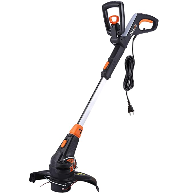 TACKLIFE Electric Grass Trimmer 600W