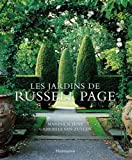 img - for Les jardins de Russell Page (French Edition) book / textbook / text book