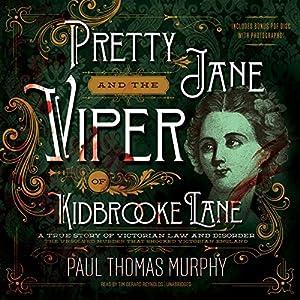 Pretty Jane and the Viper of Kidbrooke Lane Audiobook