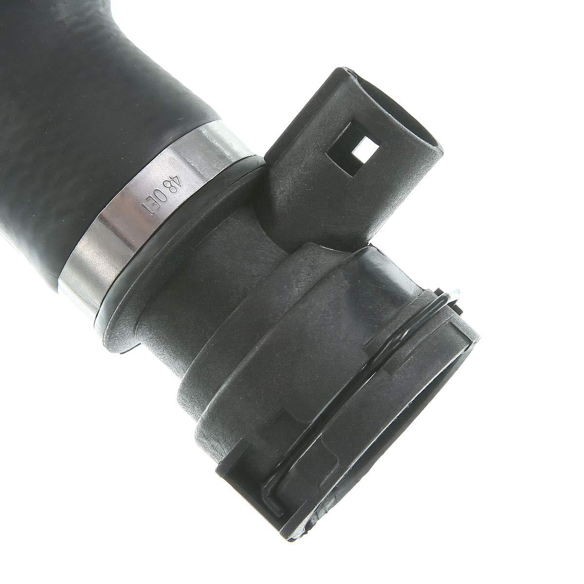Manicotto del radiatore dellacqua destra inferiore per Serie 5 E39 520i 523i 528i 7er E38 728i iL 1995-2004 11531705224