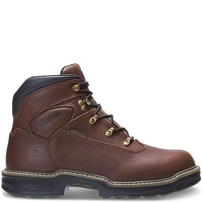 Wolverine Men's W04821 Buccaneer Work Boot   Work & Safety