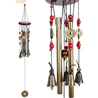 Campanas de viento MIRX Chino Tradicional 4 Tubos