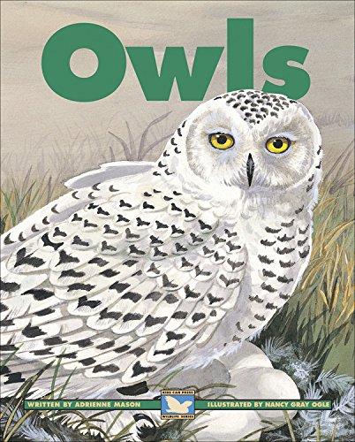 Owls (Kids Can Press Wildlife Series)