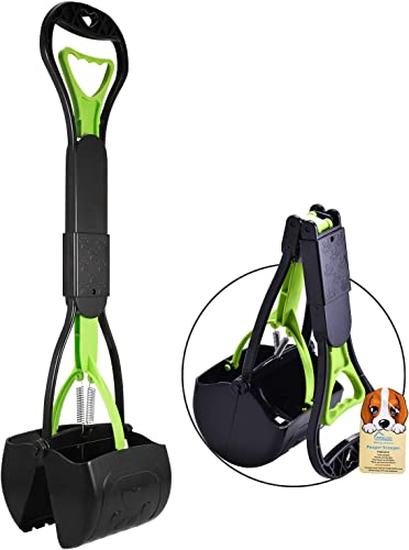 PPOGOO-Non-Breakable-Pet-Pooper-Scooper-for-Dogs-and-Cats