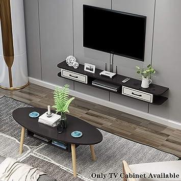 Moderne Wandhalterung Tv Stander Schwimmendes Regal Tv Konsole