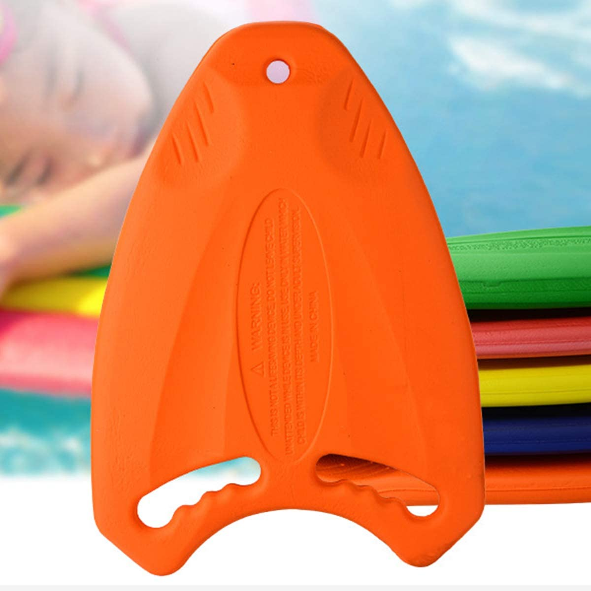 Chennie Planche de Natation avec poign/ée pour Enfants et Adultes